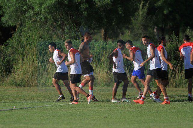 Prueba de jugadores en Atlético Paraná