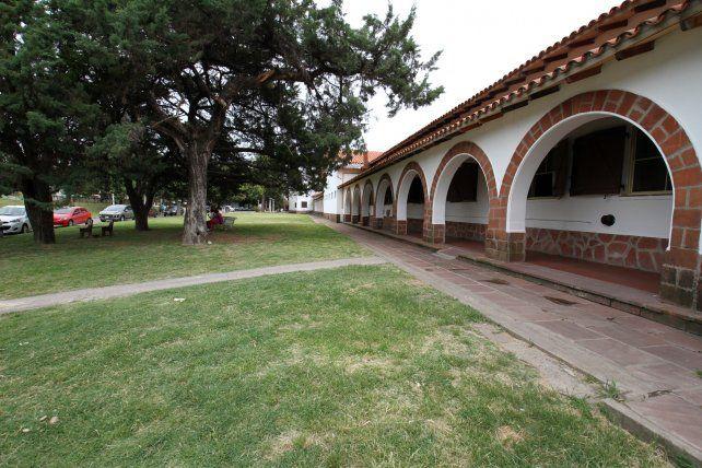Reconocimiento. La Escuela Hogar fue declarada Monumento Histórico Nacional en 2007.