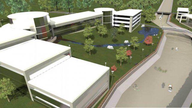 Ratificaron el acuerdo marco para la construcción del Parque Tecnológico en Paraná