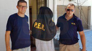 Comprometido. Este viernes van a reclamar que el detenido sea derivado al penal de Paraná.