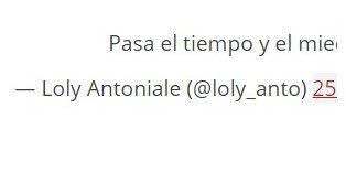 El tweet de la Niña Loly y el palito para Rial