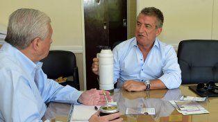 Urribarri y Lauritto confían en que el debate dentro del PJ afianzará el consenso