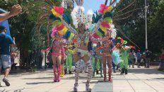 con siete comparsas, se realizaran los  carnavales de parana