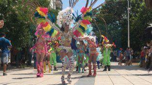 Con siete comparsas, se realizarán los  carnavales de Paraná