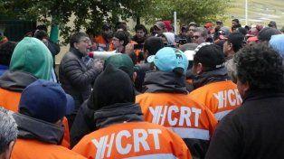 Despidos en Río Turbio: Vamos a seguir luchando hasta ganar y que nos reincorporen a todos