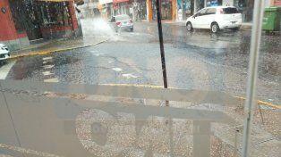 Renovaron alerta meteorológico para Entre Ríos