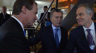 Bordet evaluó su participación en Davos y el diálogo político para el desarrollo provincial