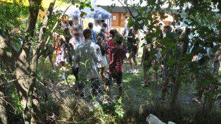 Denuncian fiestas electrónicas clandestinas en Sauce Montrull