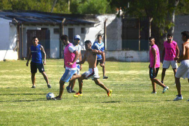 Pretemporada de Sportivo Urquiza