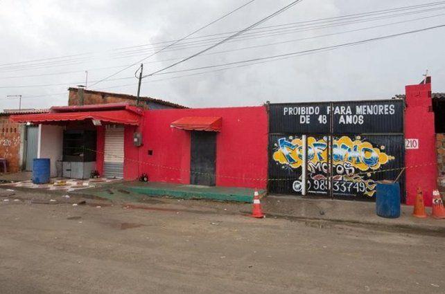 La Policía confirmó 14 muertos por ataque a tiros en club nocturno al noreste de Brasil. (Foto Prensa Libre: EFE)