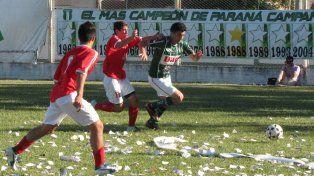 Debut triunfal de Cerrito y Alcaraz en el Federal C