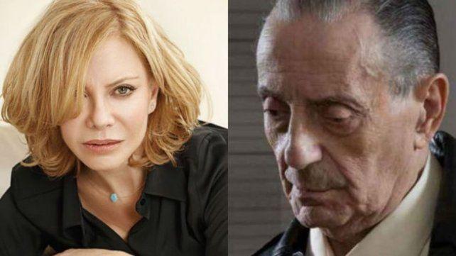 Cecilia Roth defendió a Rita Pauls y atacó a Tristán: Era un degenerado