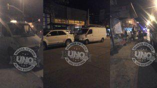 Una madre enojada reclamó por las camionetazas que estacionan en las garitas