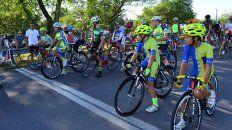 se corrio la segunda jornada del ciclismo rutero del litoral