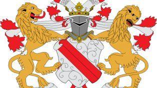 Orígenes. Escudo de la actual Estrasburgo en Francia, con reminiscencias de un pasado argentino.