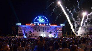 Una semana de bailantas y peñas chamameceras en el Festival Nacional del Chamamé en Federal