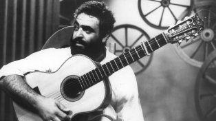 Leyenda. Su música está presente en el corazón de los argentinos.