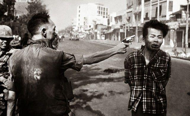 A 50 años de la foto que mostró el espanto de la Guerra de Vietman