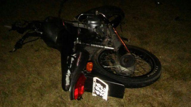 Accidente fatal en Seguí: murió un chico de 17 años