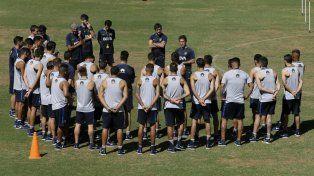 Gino Peruzzi dejó la práctica de Boca y se va a jugar a Nacional de Uruguay