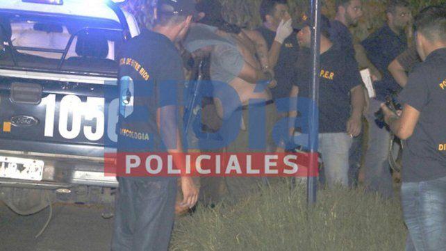 Gualeguaychú: Lucha por su vida el policía baleado en un enfrentamiento