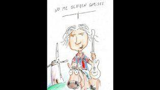 Ilustración Gustavo Bolzán