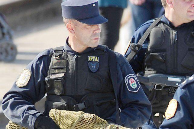 Sargento reconocido. El policía asesinado era muy apreciado en la Jefatura Gualeguaychú.