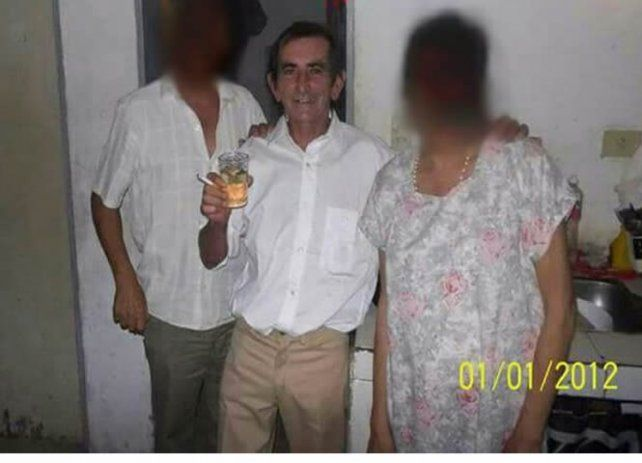 Comprometido. El uruguayo está lesionado internado y con la orden de detención. Foto: Radio Máxima.