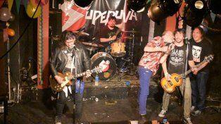 En crecimiento. El grupo nacido en Valentín Alsina compartió escenarios con grandes bandas nacionales e internacionales.