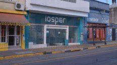 el iosper habilito el 0800-444-4677 para consultas y reclamos