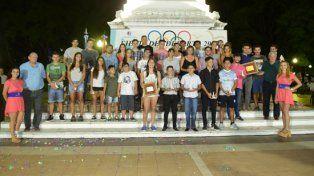Los mejores deportistas de Concepción del Uruguay
