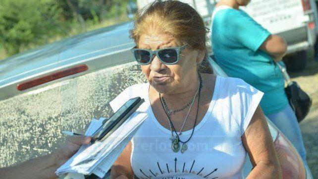 16 años. La madre de Norma Margarita Gallegos