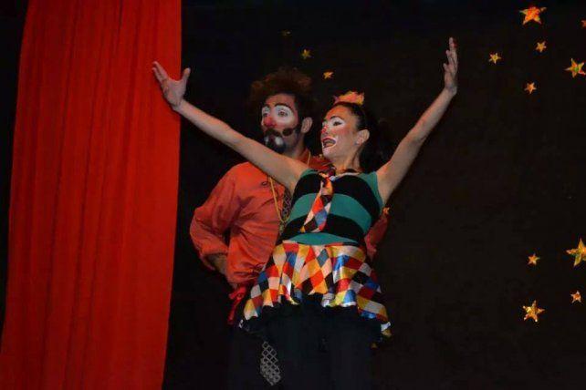 Valores. El grupo Magic Circus tiene cinco años de trayectoria y busca transmitir su amor por el circo.