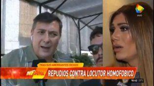 Homofobia en Carlos Paz: No puede ser que una travesti gane