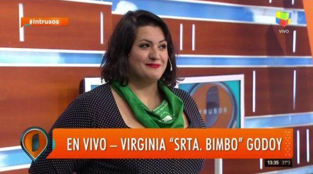 Otra gran charla sobre feminismo en Intrusos con la Señorita Bimbo