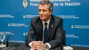 Alivio. La resolución judicial le permite al ministro Luis Miguel Etchevehere y a sus familiares rearmar con tiempo su estrategia defensiva.