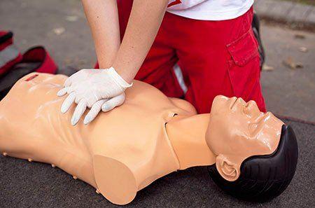 Posibles emergencias. Es importante aprender cómo realizar las maniobras correctamente.