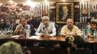 Moyano modificó la fecha de la movilización contra el Gobierno