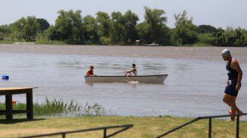 Pronóstico. El río en la costa paranaense alcanzará los 4,4 metros entre lunes y martes.