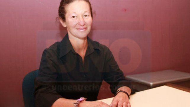 Adriana Torner es ex concejal de Paraná por la UCR
