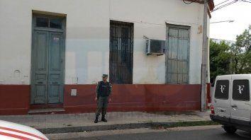 Nuevos allanamientos. Hoy la Gendarmería y la Afip fueron nuevamente a seguir con los procedimientos.