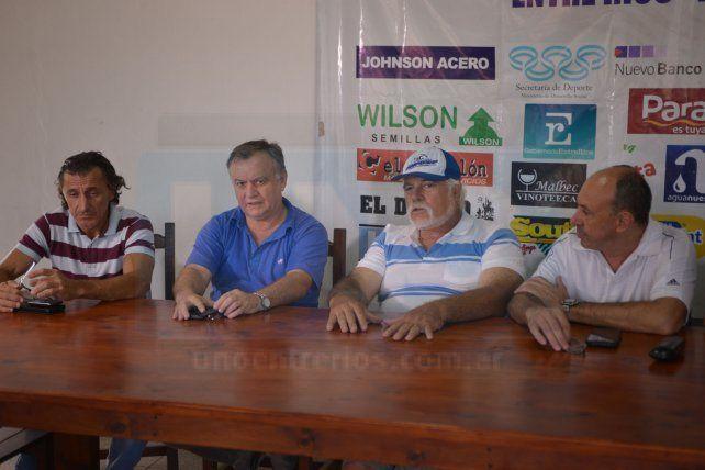 Todo listo para el Torneo Nacional de Clubes de Softbol en Paraná