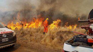Quisieron hacer un asado y quemaron 1.000 hectáreas