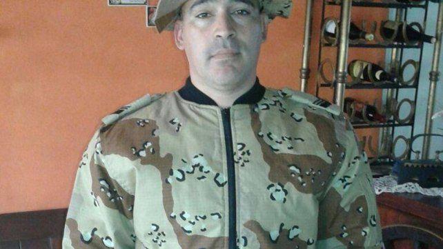 El miembro de la fuerza de seguridad se encuentra internado en el hospital San Martín