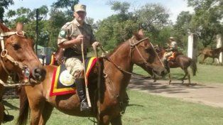 Piden dadores de sangre para el policía baleado en Santa Elena