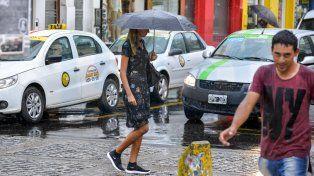 Lluvia y calor para el fin de semana largo