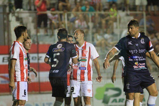 Gimnasia de Concepción quiere recuperarse de la caída ante Atlético Paraná