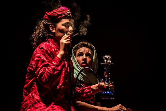 Espectáculo. El varieté teatral y musical Frutas de Estación cerrará el ciclo el sábado 3 de marzo.