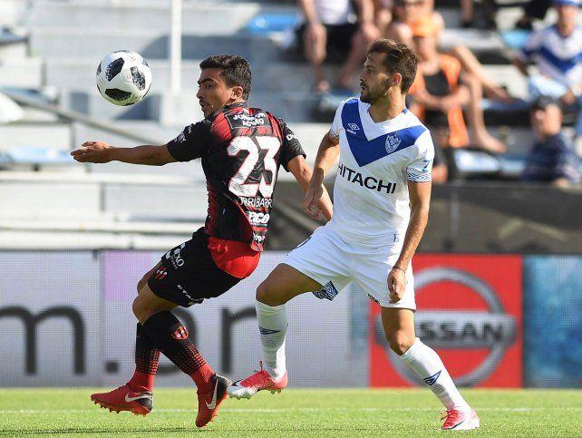 Patronato se quedó con la final de los promedios ante Vélez