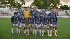 Este es el plantel de Atlético Paraná que hoy la lucha en el Federal A. Foto UNO Mateo Oviedo.
